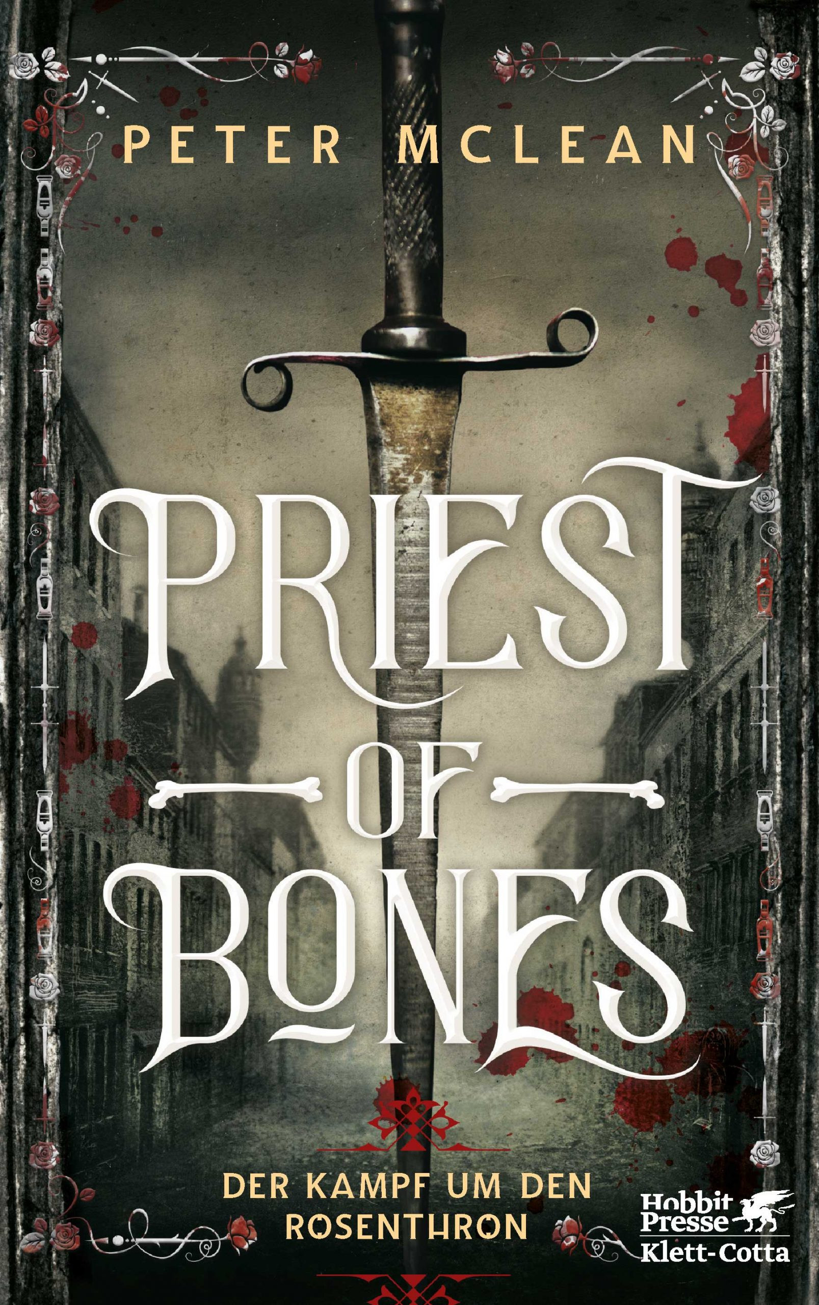 Priest of Bones Review (January 2021 Read-along)