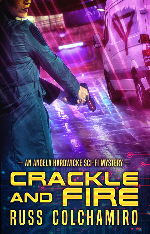 Crackle and Fire Book by Russ Colchamiro Review