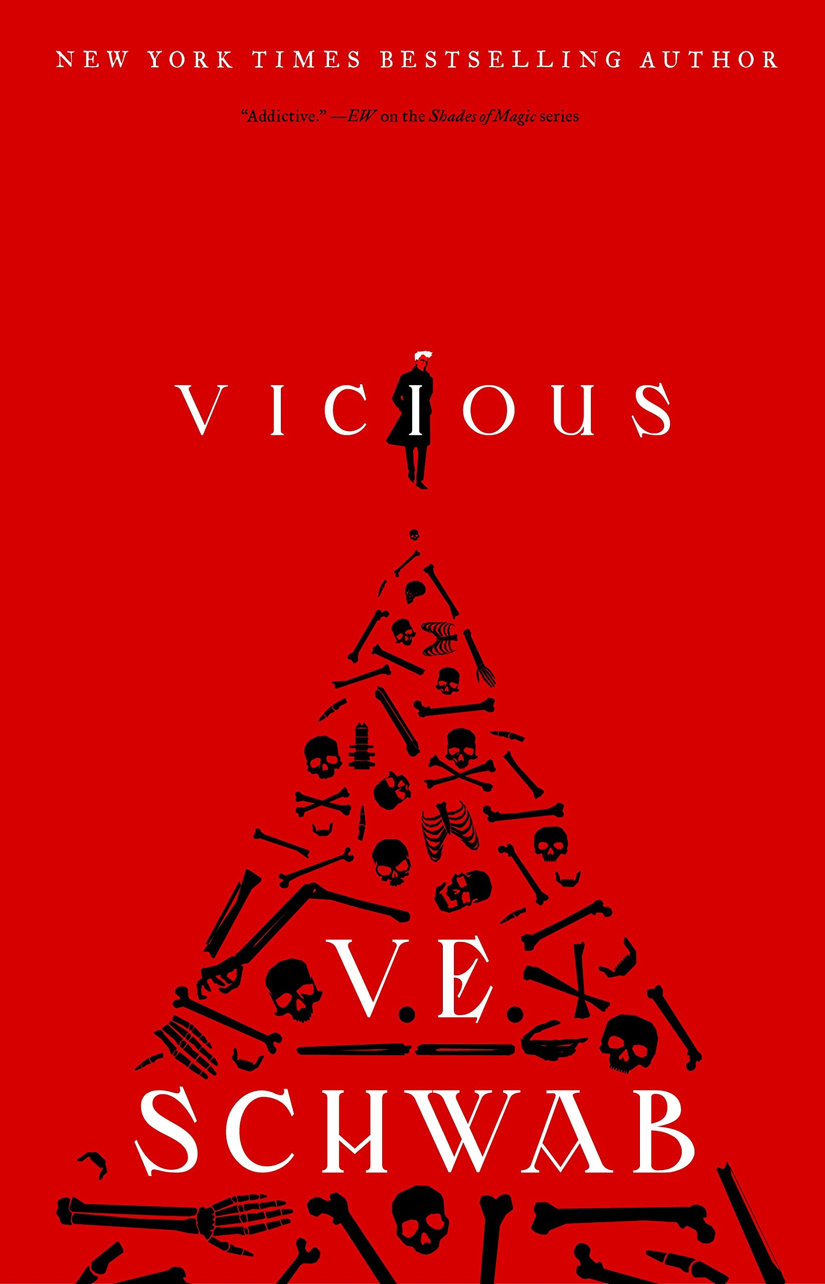 Vicious (Villains #1) by V.E. Schwab Review