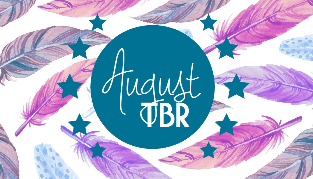 My August TBR: An Experiment In Mood Reading